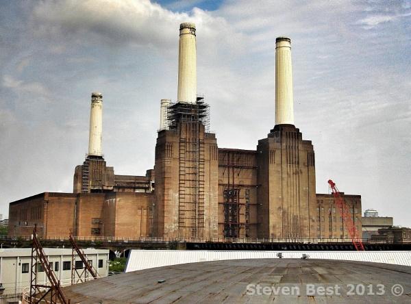 Battersea Power Station by StevenBest