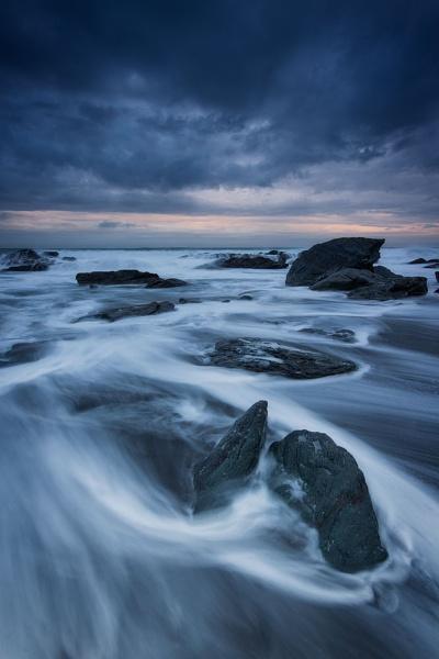 Tidal Fury by JAParsonage