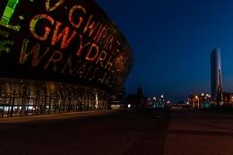 Millennium Centre Cardiff Bay