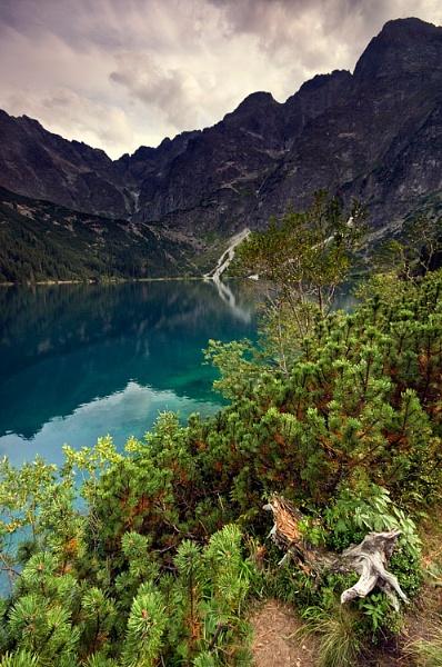Morskie Oko, Tatra Mountains, Poland by bart_hoga