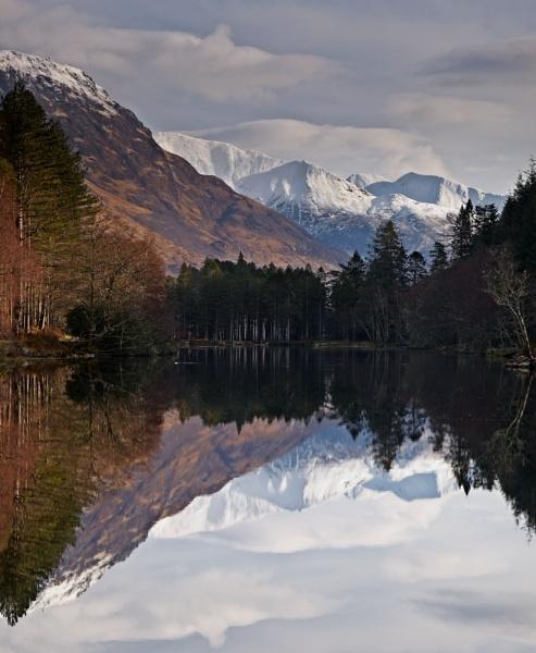 Glencoe Lochan by bill33