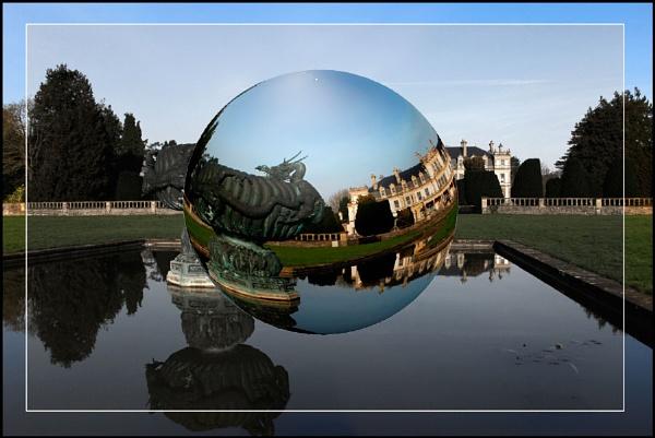 Duffryn Globe by Bonvilston
