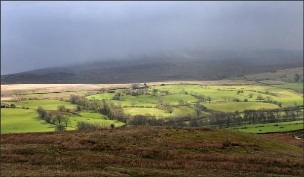 Rain on the Way by KentishChap