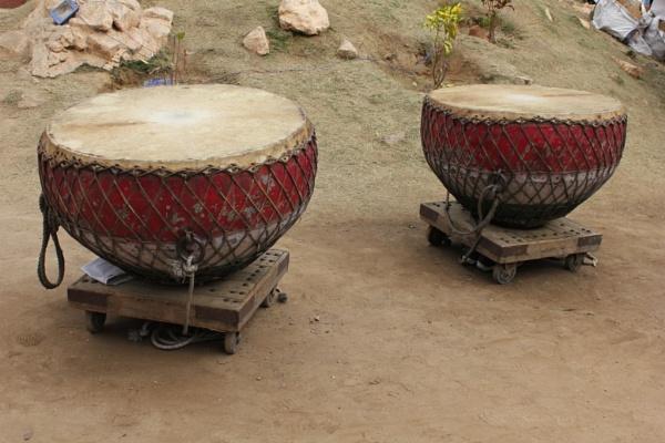Drums by SHEENUASHISH