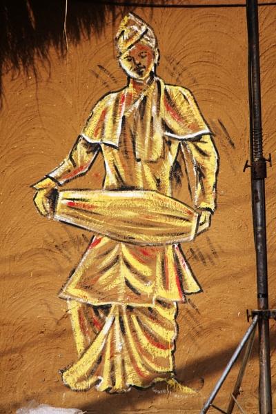 Wall Painting by SHEENUASHISH