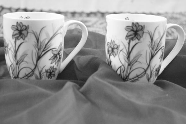 Mugs by SHEENUASHISH