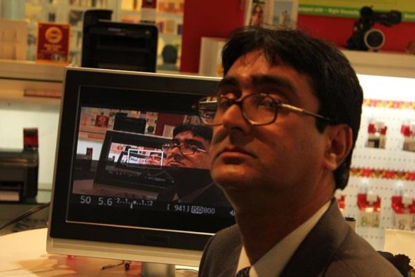 Self Multiple Image Portrait by SHEENUASHISH