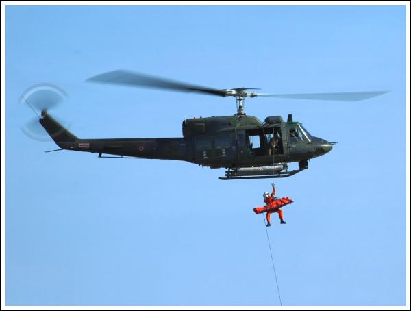 Rescue Drill by alistairfarrugia
