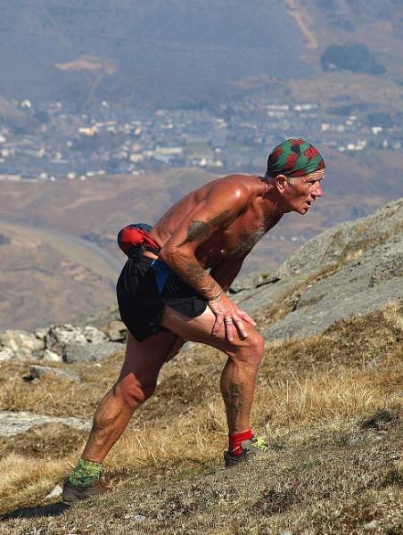 Veteran fell runner by turniptowers