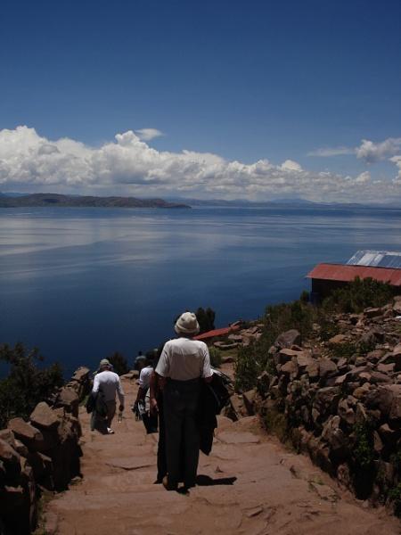 Amantani Island, Lake Titticaca by MichelleMM