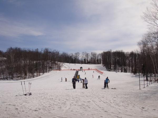 Mount Tremblant, Ontario, Canadaount