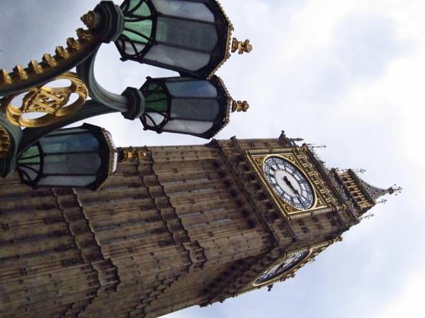 London in it\'s prime by hannah4eva