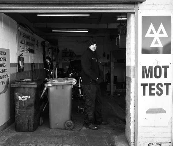 The Mechanic by Dave_Henderson