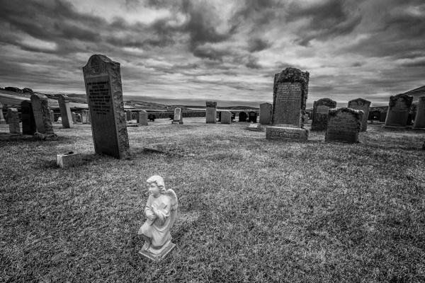 Graveyard by ireid7
