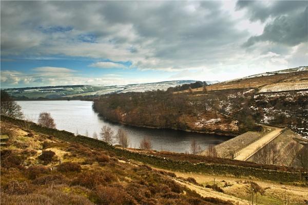 Digley Reservoir , Near Holmforth by phil99
