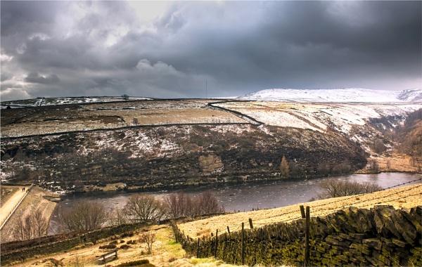 Bilberry Reservoir , Near Holmfirth by phil99