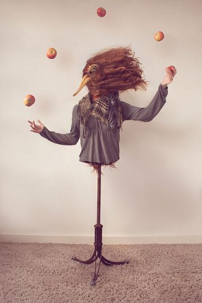 The Juggler by TamJ