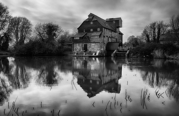 Houghton Mill by big_baboon