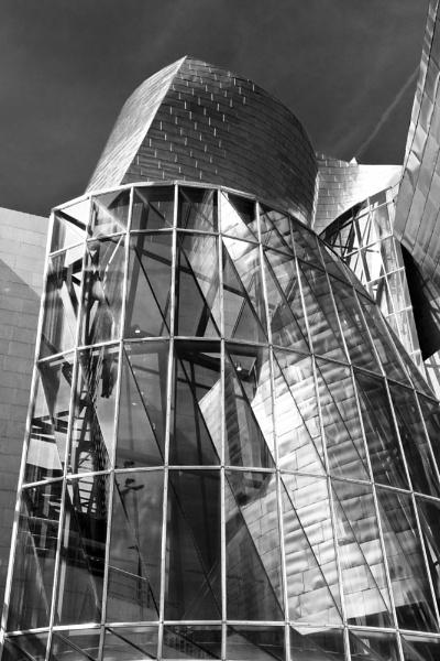 Guggenheim Museum, Bilbao by nworb