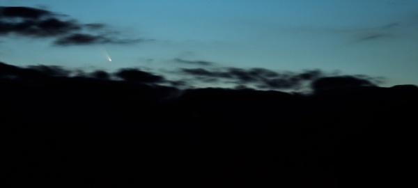 Comet Pan-Starrs by MrGoatsmilk