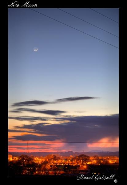 New Moon by MrGoatsmilk