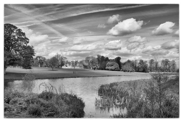 Lydiard Park by foz