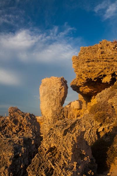 Limestone Lighting by Brindamour
