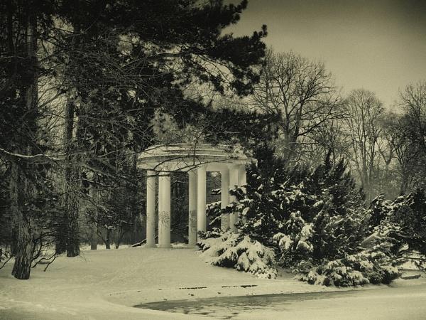 Winter memory II by atenytom