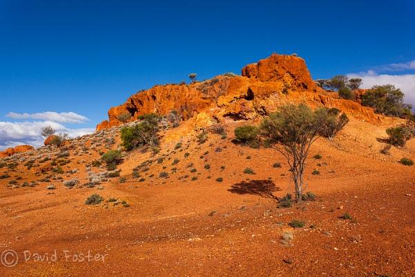 Mount Magnet by DavidFosterImages