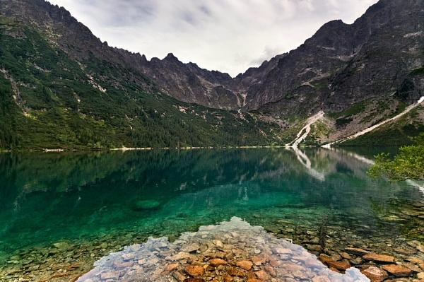 Morskie Oko, Tatra Mountains by bart_hoga