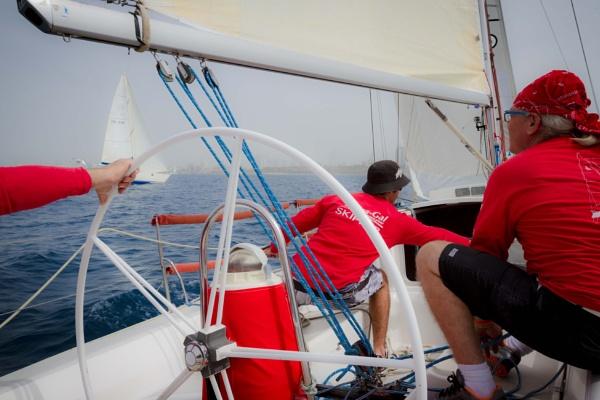 sailing race tel-aviv by sigalpetersen