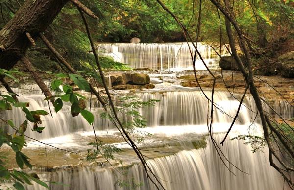 Scotts Falls by 1nikongirl