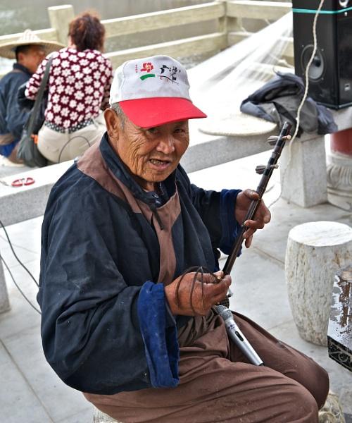 Happy retired fisher II by Newdawei