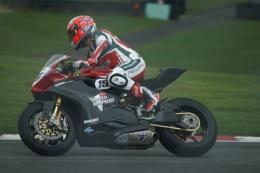 BSB superbike testing