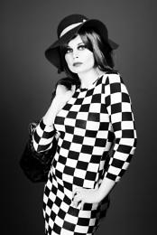 Joanna Lumley look-a-like