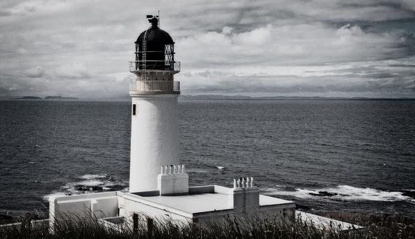 Rua Reidh lighthouse #1 by Boleskine