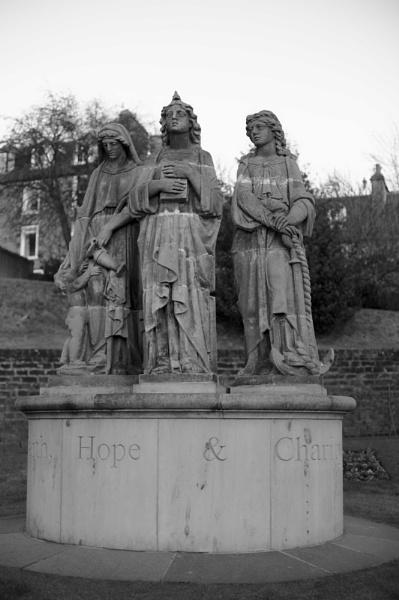 Faith, Hope & Charity by pdjbarber