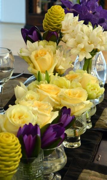 Tableflora by CLARECUM