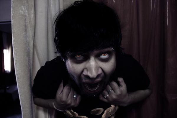 Vampire by abhi2306