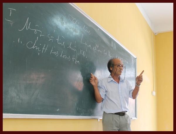 teaching by lazu60