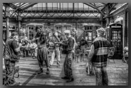The Great Train Dance