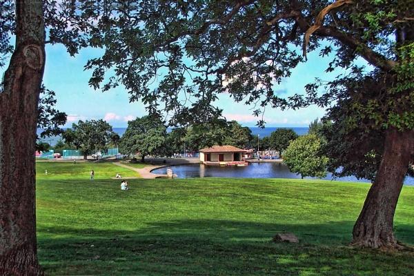 Eileas Park, Colwyn Bay by Evertonian