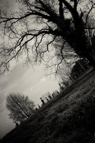 Graveyard by Jallingham