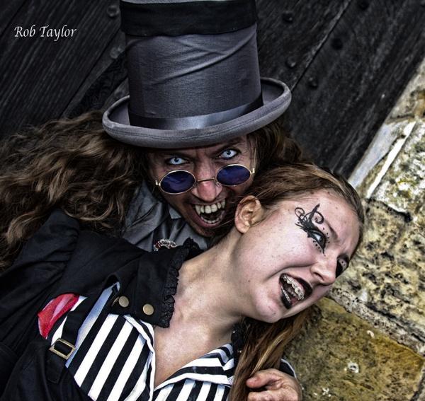Whitby Goth weekend by jokinarnya