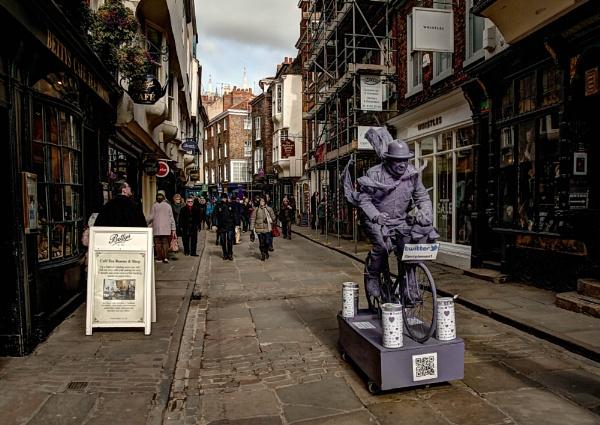The Purpleman Cometh by yorkie1964