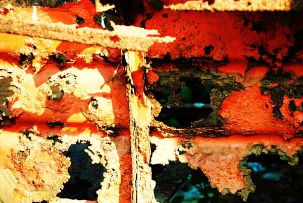 Rust bites... by Chinga