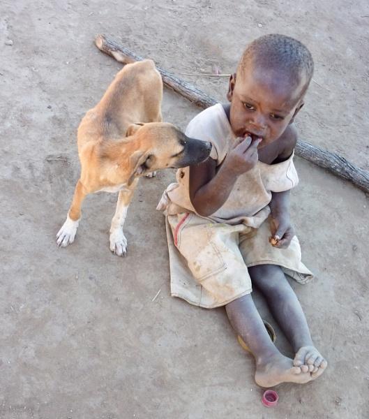 rural Zimbabwe by wm