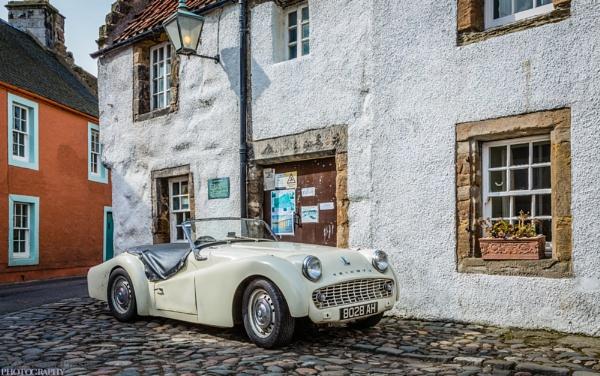 Triumph TR3, Culross