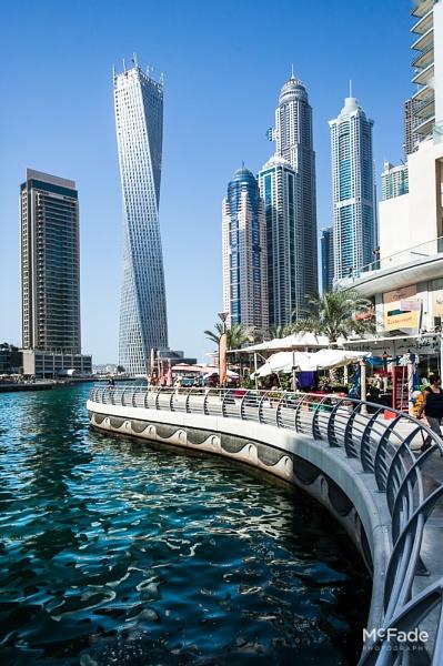 Dubai Marina by ade_mcfade