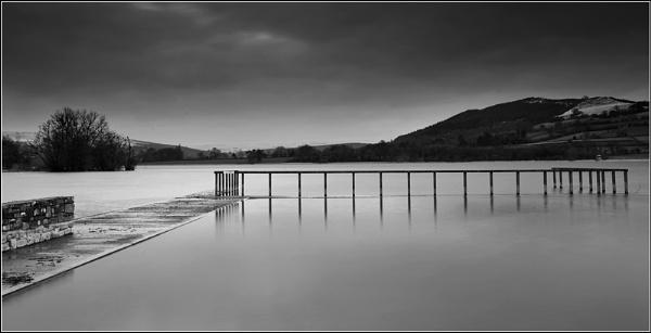 Llangorse Lake Jetty by Paul_Anthony
